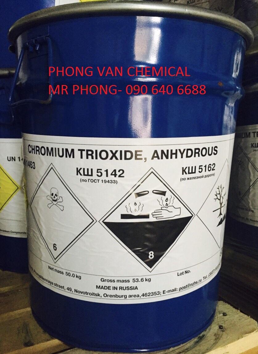 CHROMIUM TRIOXIDE-CrO3