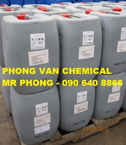Dấm Công Nghiệp -Axit Acetic – CH3COOH